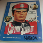 Gerry Anderson Captain Scarlet and the Mysterons book good read about show
